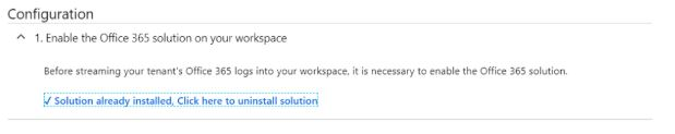 Office 365 Config