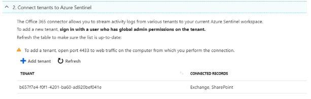 Office 365 Configuration